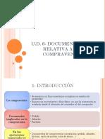 UNIDAD Documentacion Relativa a La Compraventa