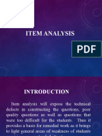 Item analysis.ppt