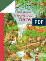 erdő, mező állatai