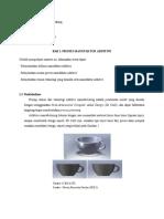 Proses Manufaktur Additive
