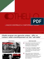 Plaquette Othello