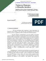 Natureza Humana e Filosofia Jurídica.pdf