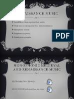 EXAM REVIEW (IGCSE Music)