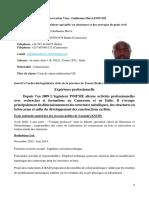 CV POH'SIE Guillaume Herve 2020