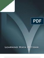 Learning Maya Artisan