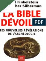 La bible dévoilée - Israël Finkelstein et Neil Asher