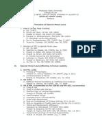 Special Penal Laws Syllabus (MSU)