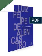 Bonciani, Rodrigo (org.). Encontros Luiz Felipe de Alencastro
