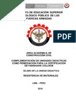 4 SÍLABO RESISTENCIA DE MATERIALES.pdf