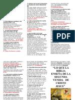 LA 2a VENIDA DE CRISTO.ttc