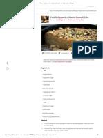 Paul Hollywood's nicosia shamali cake recipe _ Lifestyle
