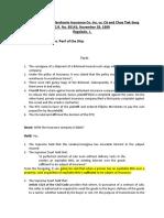 Filipino Merchants Inc. vs CA