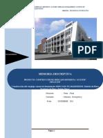 M.D.Arquitectura
