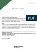 «Action située et cognition. Le savoir en place» Bernard Conein, Éric Jacopin.pdf