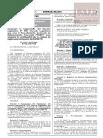 D.S. N° 102-2020-PCM