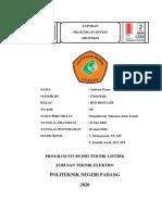 Laporan Andrian Putra 1701031026 Pengukuran Tanahan jenis tanah