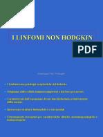 Linfomi Non Hodgkin Per Gli Studenti 2010-11