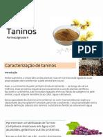 Aula 2020_Taninos