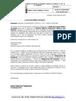 CARTA EXAMENES MEDICOS DE RETIRO