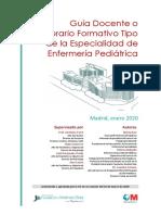 Enfermeria Pediátrica