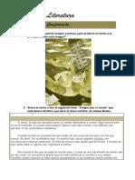 TRABAJO DE LITERATURA CUENTO Amigos por el viento Y POESÍA  2020