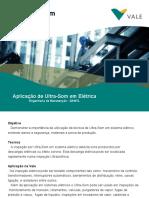 Aplicação de Ultra-Som em Elétrica.ppt
