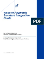 PP WebsitePaymentsStandard IntegrationGuide