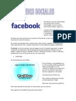 Clases de Redes Sociales