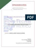 DIAGNÓSTICO SOBRE LOS INDICADORES DE INVERSIÓN DEL GOBIERNO DE MÉXICO EN INVESTIGACIÓN CIENTÍFICA, TECNOLOGÍA Y PATENTES