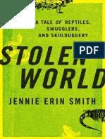 Stolen World by Jennie Erin Smith - Excerpt