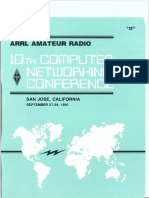 ARRL - Computer Networking Conference 10 ( 1991 )