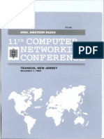 ARRL - Computer Networking Conference 11 ( 1992 )