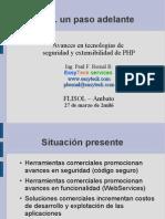 PHP... Un Paso Adelante