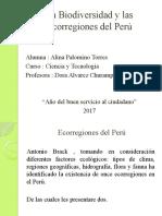 La Biodiversidad y Las Ecorregiones Del Perú (1)