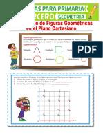 Actividad Construcción-de-Figuras-Geométricas-en-el-Plano-para-Tercero-de-Primaria