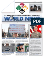 IMCOM World News, Jan 7, 2011