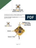 BeeBrain V.1.2 Manual