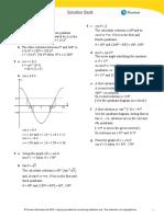 Edexcel IAL P2 Exercise 6D (Solution)