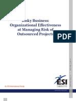 ESI10JUN16LT Outsourcing Survey