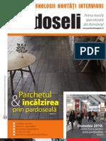 Pardoseli Magazin Nr.1