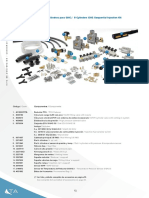 Kit de iny sec 8 cil - 8 cyl CNG seq inj kit