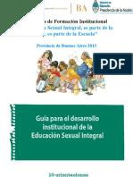5-Guía para el trabajo institucional