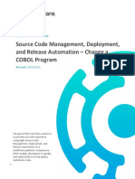 ISPW Part 2 Test Drive ISPW Change a Cobol PGM with content assist