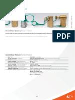 Picos de carga -  Filling receptacles
