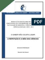 Exames de Lingua Portuguesa Dos Testes Passados