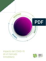 Impacto COVID19 mercado inmobiliario