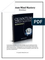 Ebk QuantumMindMastery-Worksheet
