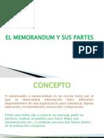 Diapositiva 16 EL MEMORANDUM Y SUS PARTES.pptx