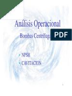 3. ANALISIS OPERACIONAL BOMBAS UPB