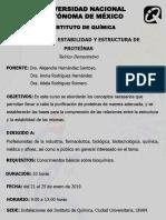 1. PURIFICACIÓN, ESTABILIDAD Y ESTRUCTURA DE PROTEÍNAS 2019-2.pdf